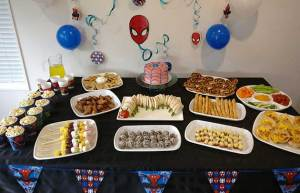 Kids Party Food The Daily Menu