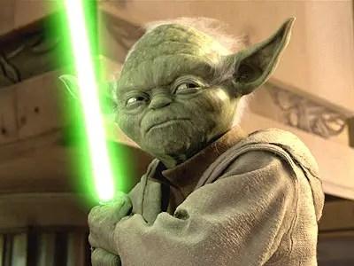 Il legislatore Jedi