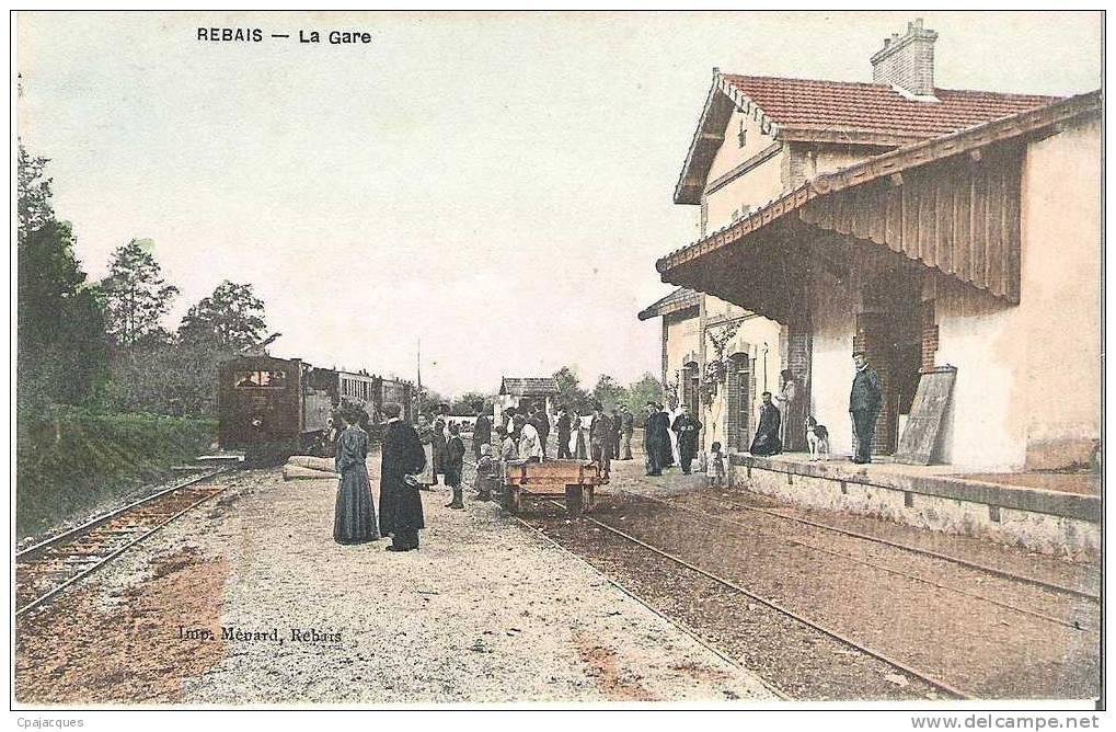 Gare Rebais