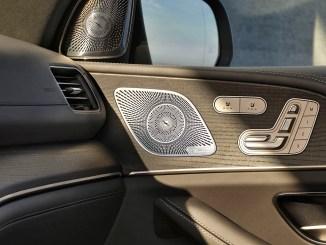 Mercedes-Benz GLS Burmester