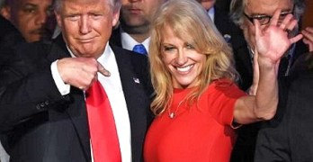 Thanks To Trump, Kellyanne Now Most Popular Baby Girl Name