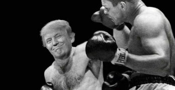 "Trump Pulls A Muhammad Ali … Just Call Me ""The Greatest"""