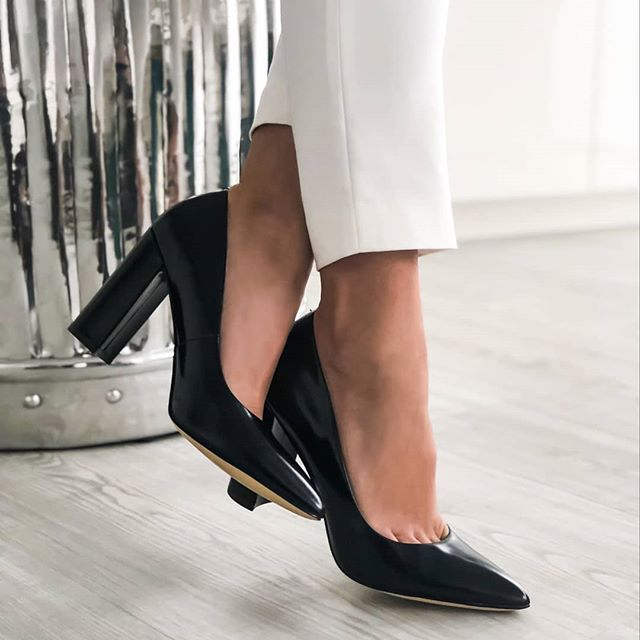 abexis pump via: Nine West