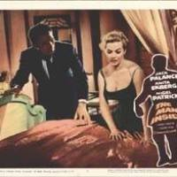 Jim Reid: The Man Inside 1958: Anita Ekberg and Jack Palance