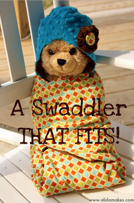 Baby Swaddler Tutorial