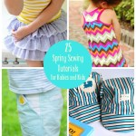 25+ Spring Sewing Projects