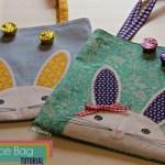Bunny Tote Bag Pattern
