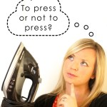Sewing Seams: When to Press