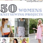 Womens Knit Sewing Projects