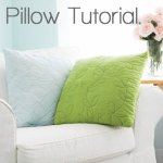 Easy Quilted Pillows