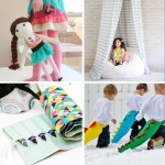 25 super cool things to sew for kids