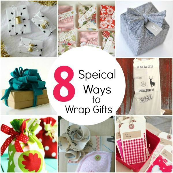 Handmade Gift Wrapping Ideas The Daily Seam