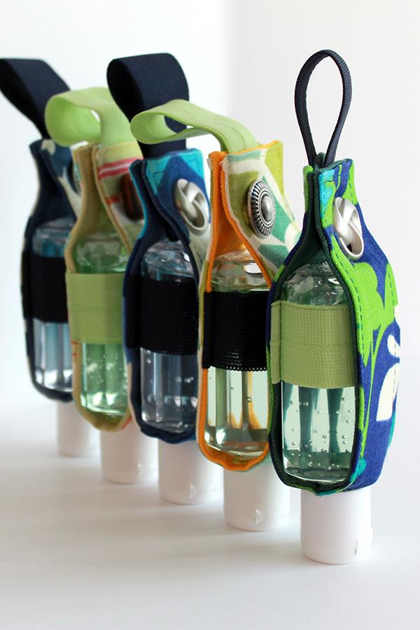 Hand Sanitizer Tutorial from The Inspired Wren -- Perfect Teachers Gift!