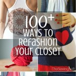 Clothing Refashion For Your Closet