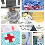 Things To Sew For Sports Moms