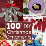 Deck the Tree with Christmas Ornaments