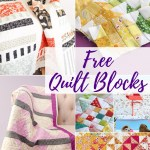 Free Quilt Block Patterns | Easy To Sew