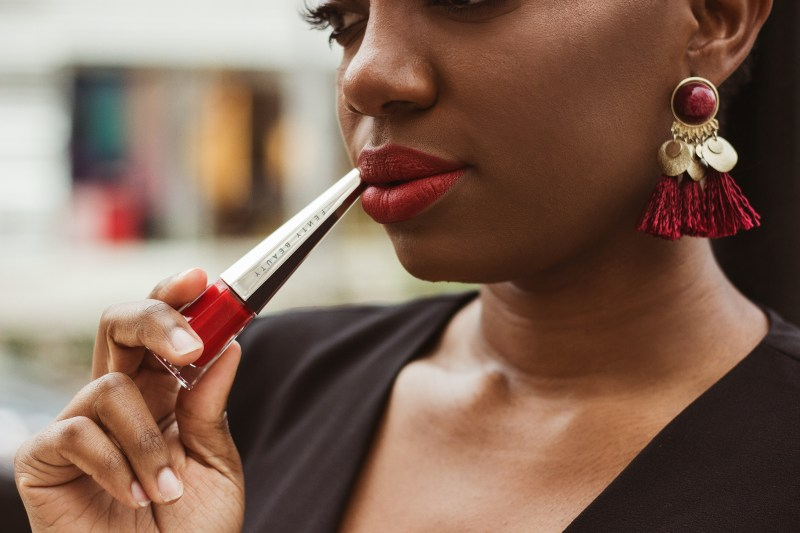 finding the perfect red lip