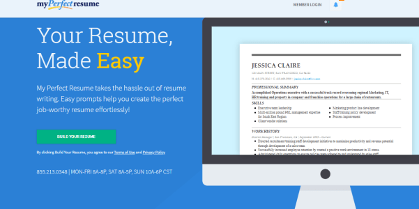 what you need to know about my perfect resume review the daily