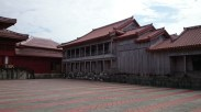 Inside the compound, one of the buildings used for representative purposes is Nanden/Bandokoro.