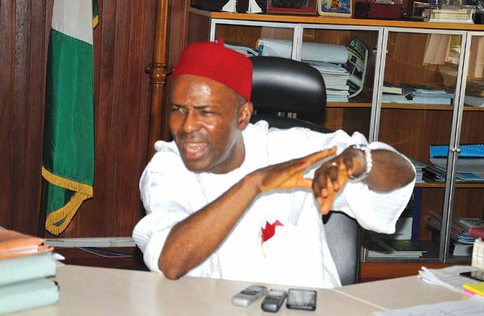 Actualizing ex-Minister Momah's ideals best way to immortalize him - Onu 3