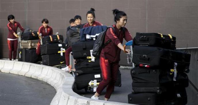 China Women's Football Team Quarantined in Australia Over Corona Virus 3