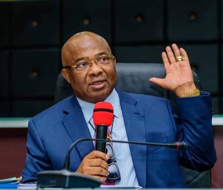 Gov. Uzodinma Reacts To APC NEC Sacking Of NWC, Calls It An Aberration 3