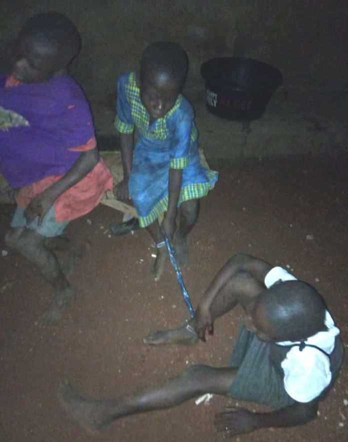 Man in Police net over attempted murder of his 3 kids in Imo [Pictures] 2
