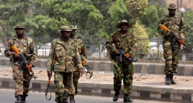 Soldiers threaten to skin journalist alive in Ogun