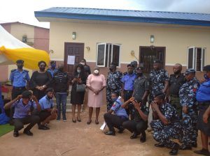 ROLAC unveils family support unit in Ihiala Police station 1