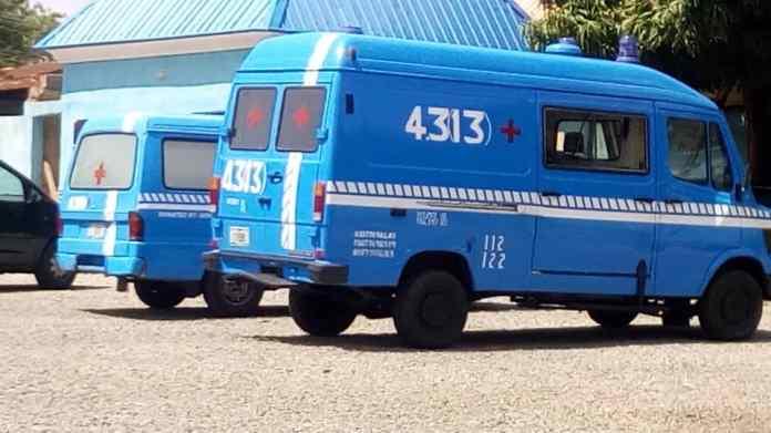 COVID 19: Gov. Sule extols FRSC's deployment of additional Life-Support Ambulances 1