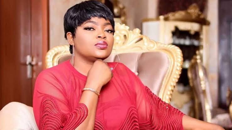 Is Funke Akindele truly who she says she is? 3