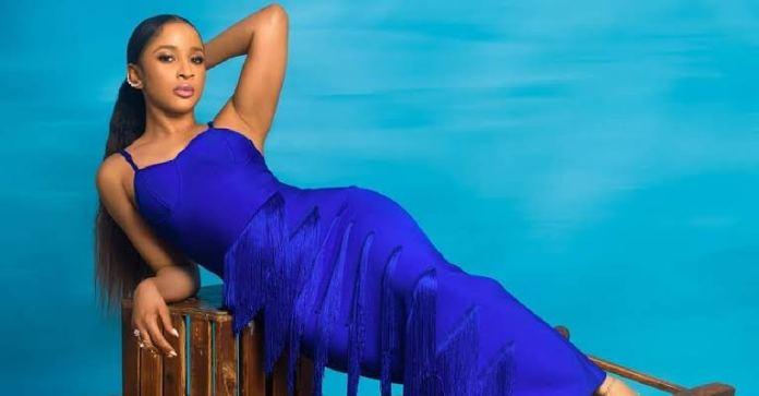 Adesua Etomi, Nollywood's goddess of acting 1