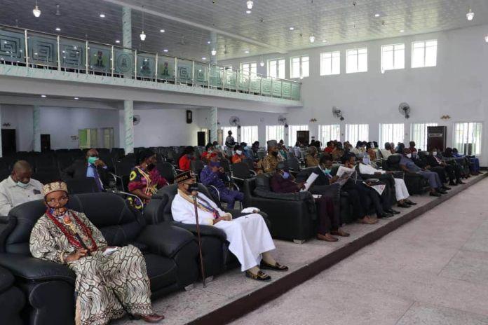 Ikpeazu Inaugurates Management Board Of The Aba Shoe Factory… 2
