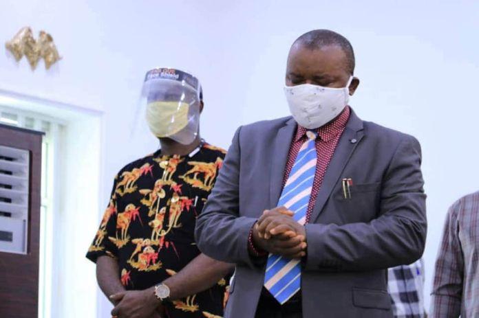 Ikpeazu Inaugurates Management Board Of The Aba Shoe Factory… 3