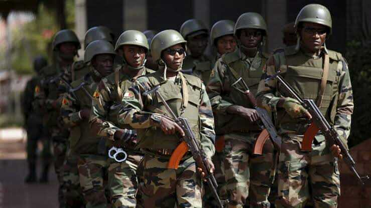 Possible Coup Underway In Mali 3