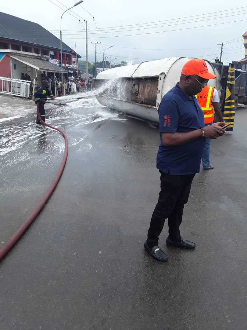 Obiano's aide expresses worry over incessant tanker accidents, warns against recklessness 3