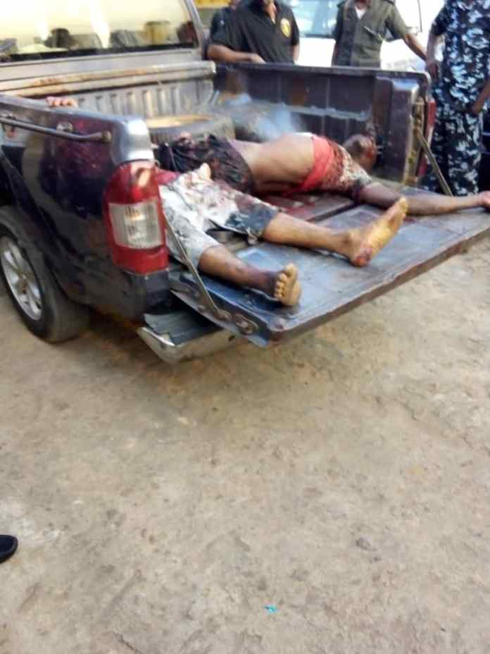Police kill two armed robbers in Onitsha 2