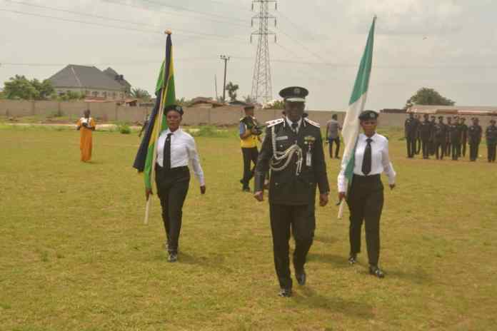 Police graduate 400 Police special constables in Imo 1