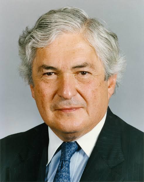 Ex-World Bank president James Wolfensohn dies at 86 3