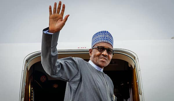 Again, Buhari goes to Daura on four-day visit 3
