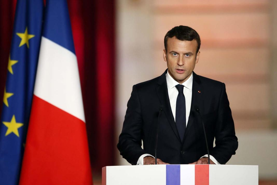 Macron Hails French Muslim Council Charter To Combat Extremism 3