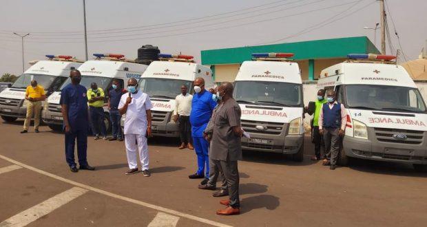 Healthcare: Enugu govt revamps, deploys more ambulances for emergency operations 5