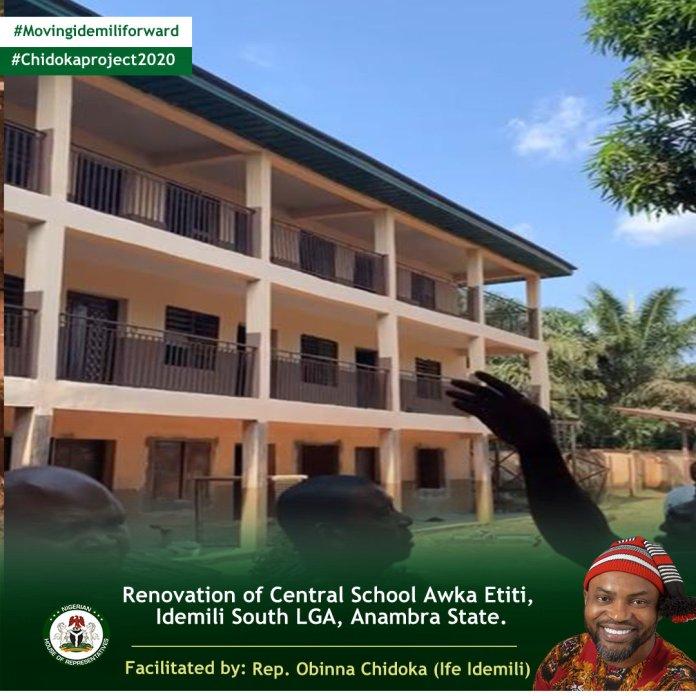Idemili Federal Constituency celebrates Hon Chidoka's impactful representation 8