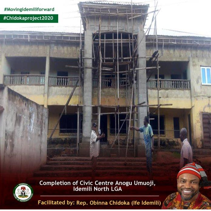 Idemili Federal Constituency celebrates Hon Chidoka's impactful representation 11
