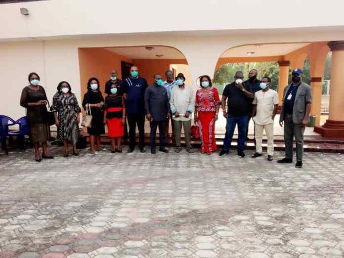 New NAUTH CMD embarks on courtesy visit to Igwe Nnewi, Igwe Oraifite, others 1