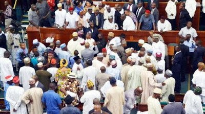 Breaking: Fight breaks out at Reps PIB public hearing 3