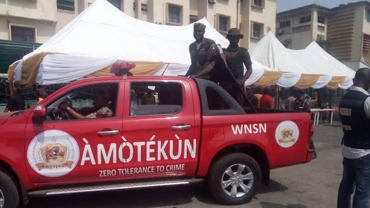 Insecurity: Ekiti allocates N1.4 billion to Amotekun – Official 3