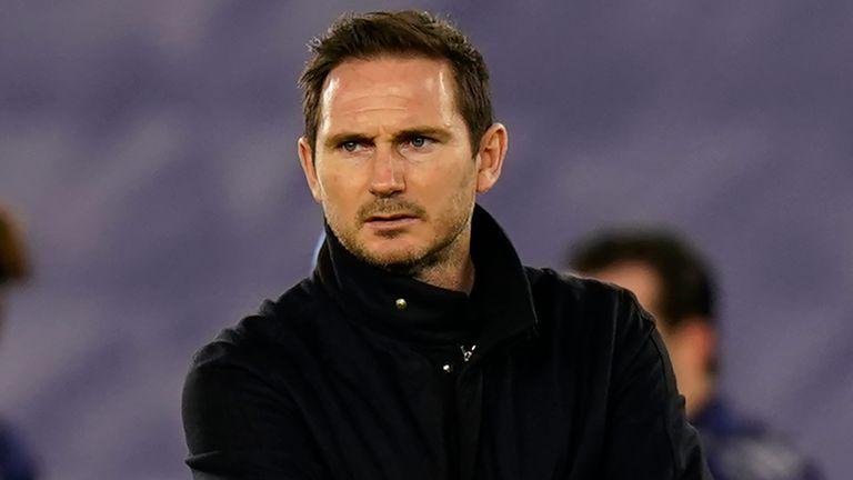 Breaking: Chelsea sacks Frank Lampard 3