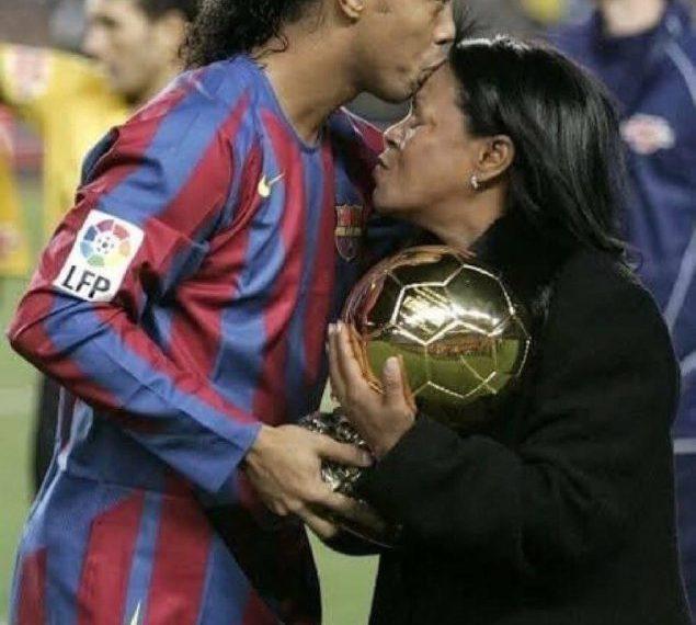 Ronaldinho's Mother Dies of COVID-19 3